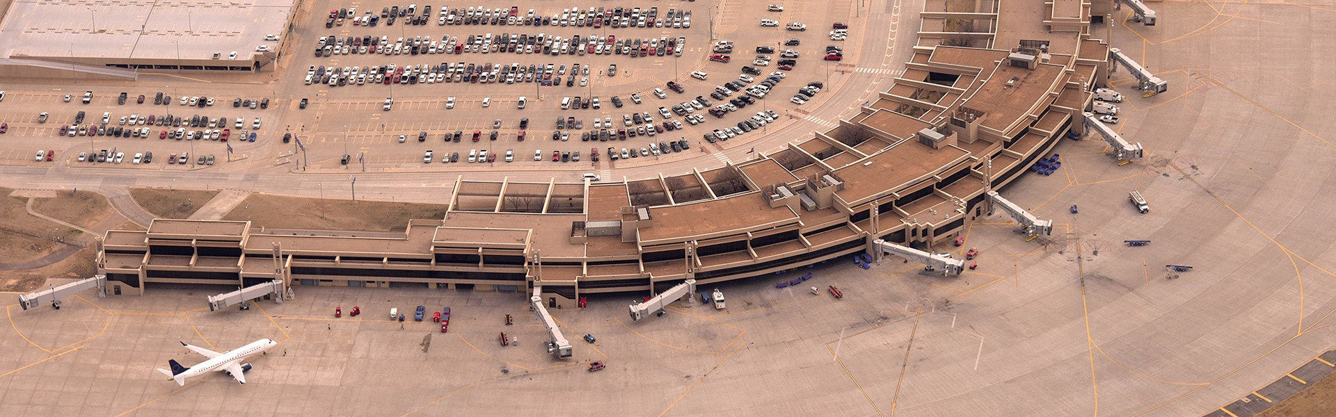 Lubbock International Airport – Lubbock, TX