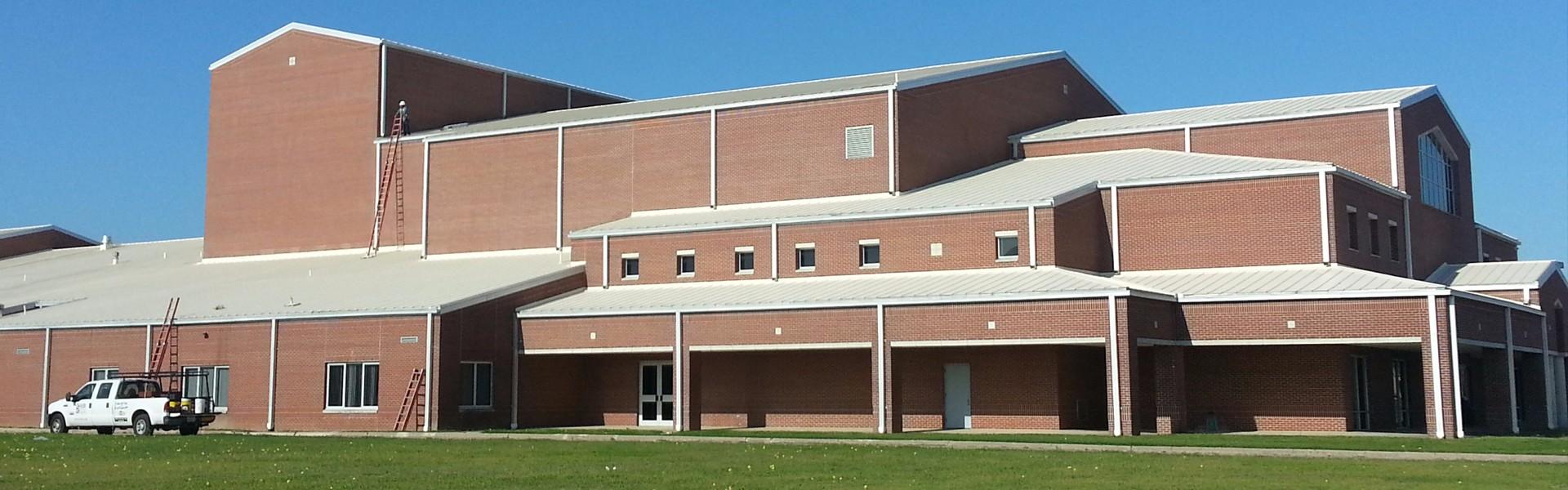 Groesbeck High School – Groesbeck, TX